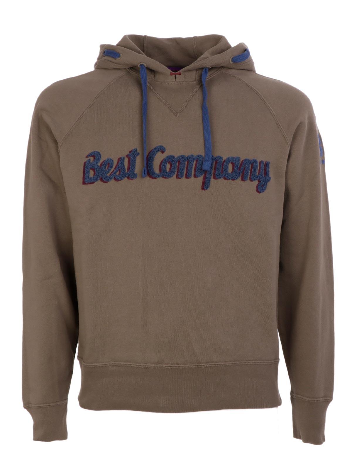 Picture of BEST COMPANY | Men's Hoodie Sweatshirt