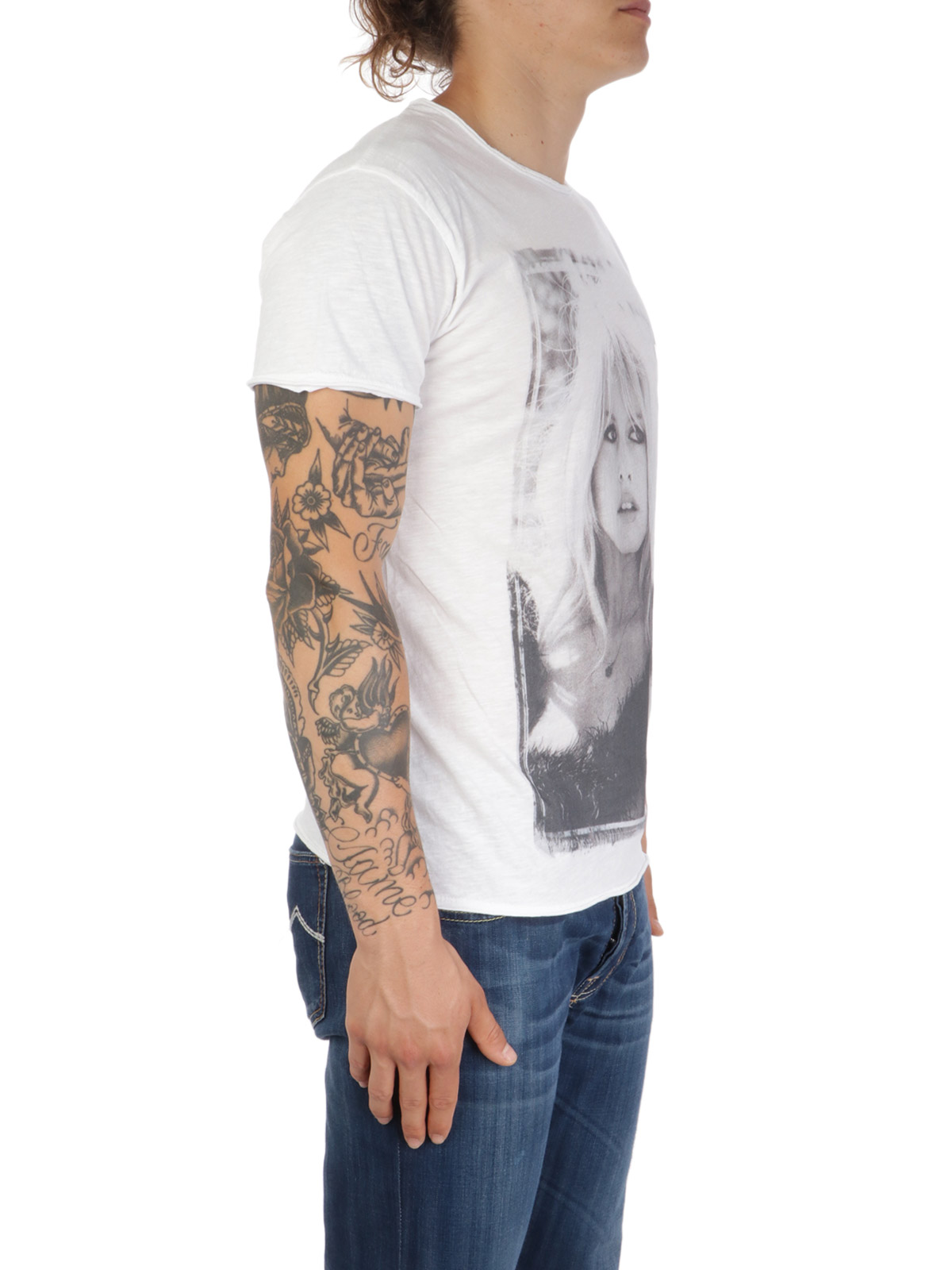 Picture of 1921 | Men's Brigitte Bardot 45 T-Shirt
