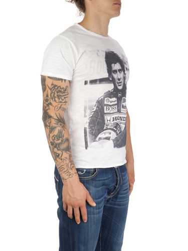 Picture of 1921 | Men's Ayrton Senna T-Shirt