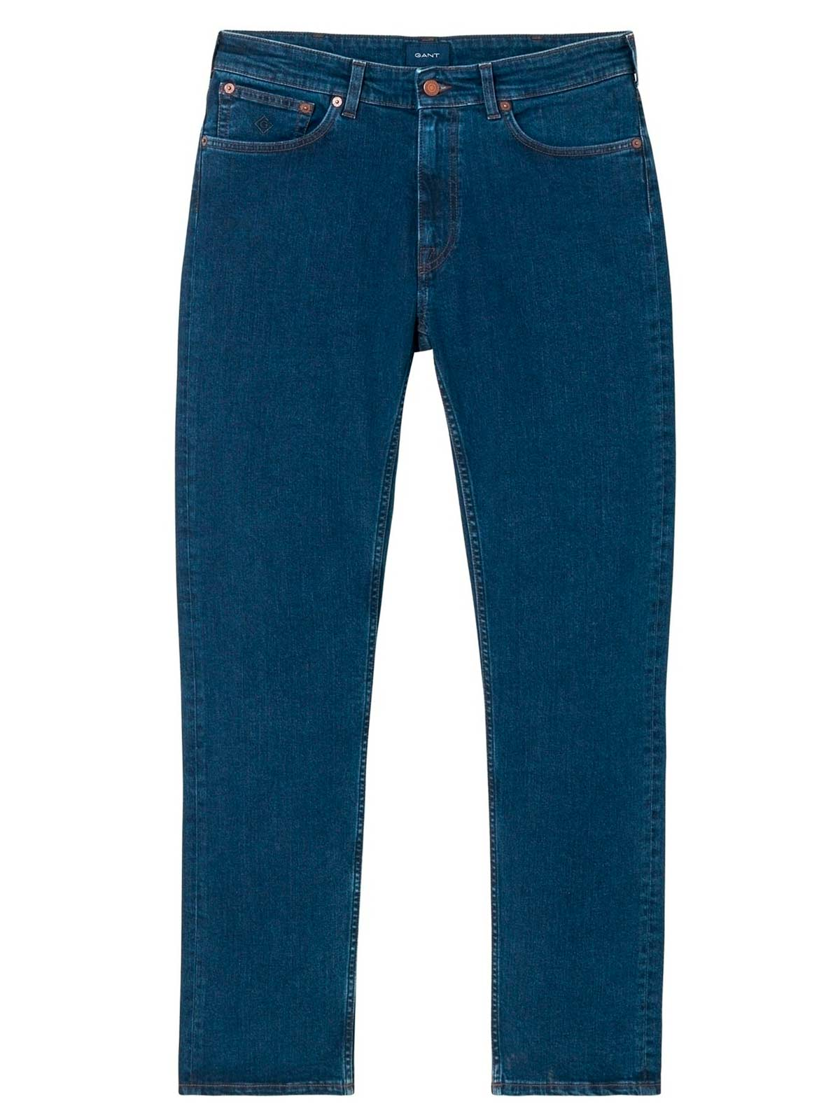 Picture of GANT | JEANS O1. REGULAR 11 OZ JEANS