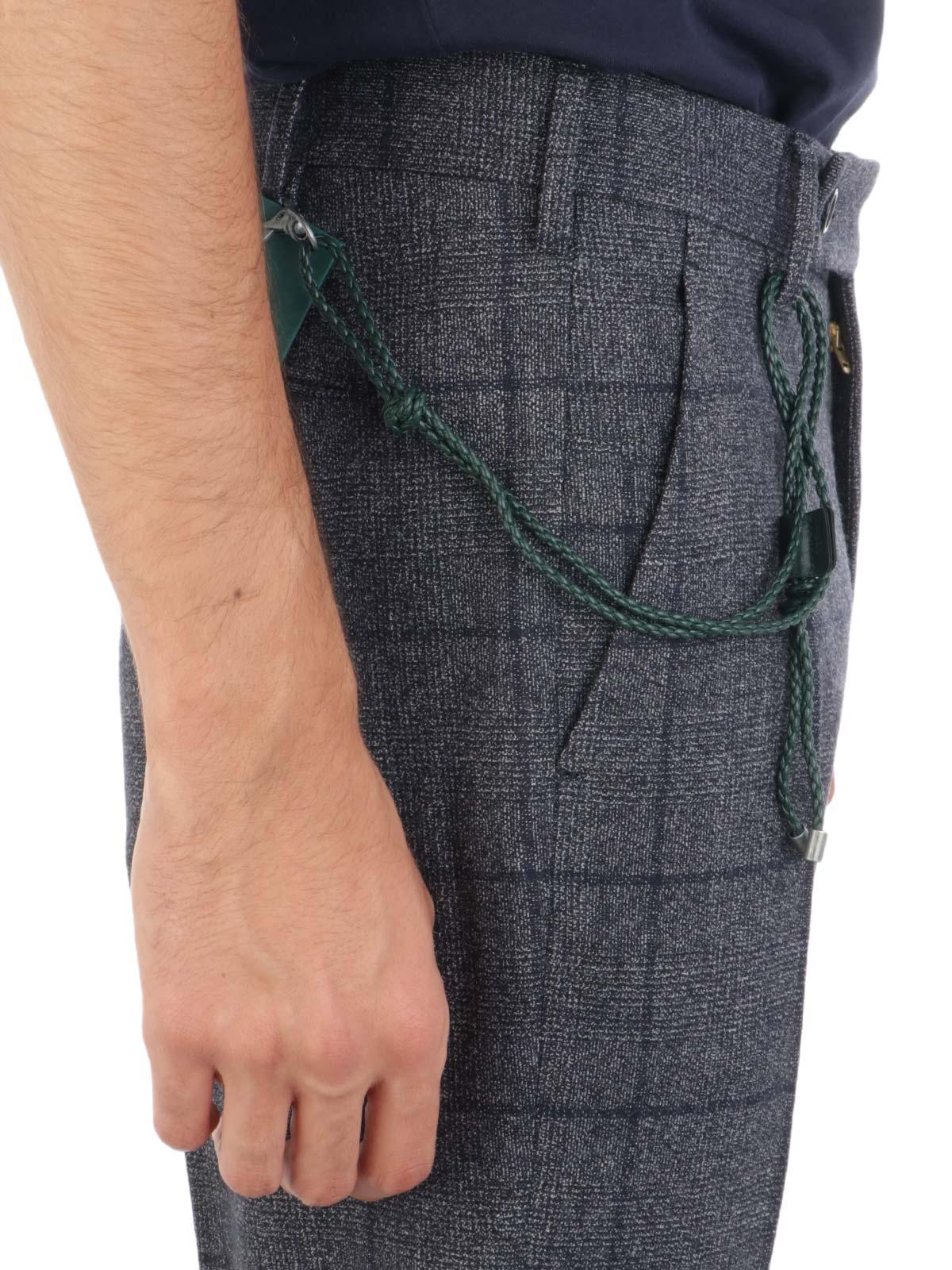 Immagine di Berwich   Trousers Pantalone Morello
