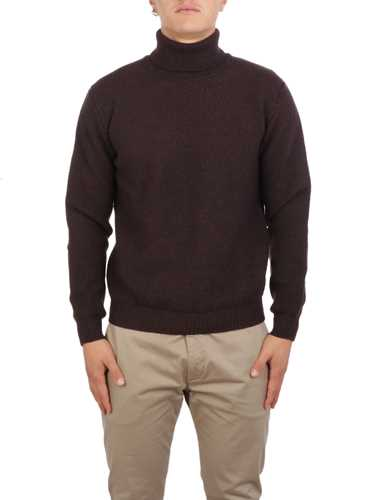 Picture of ALTEA | Men's Honeycomb Turtleneck Sweater