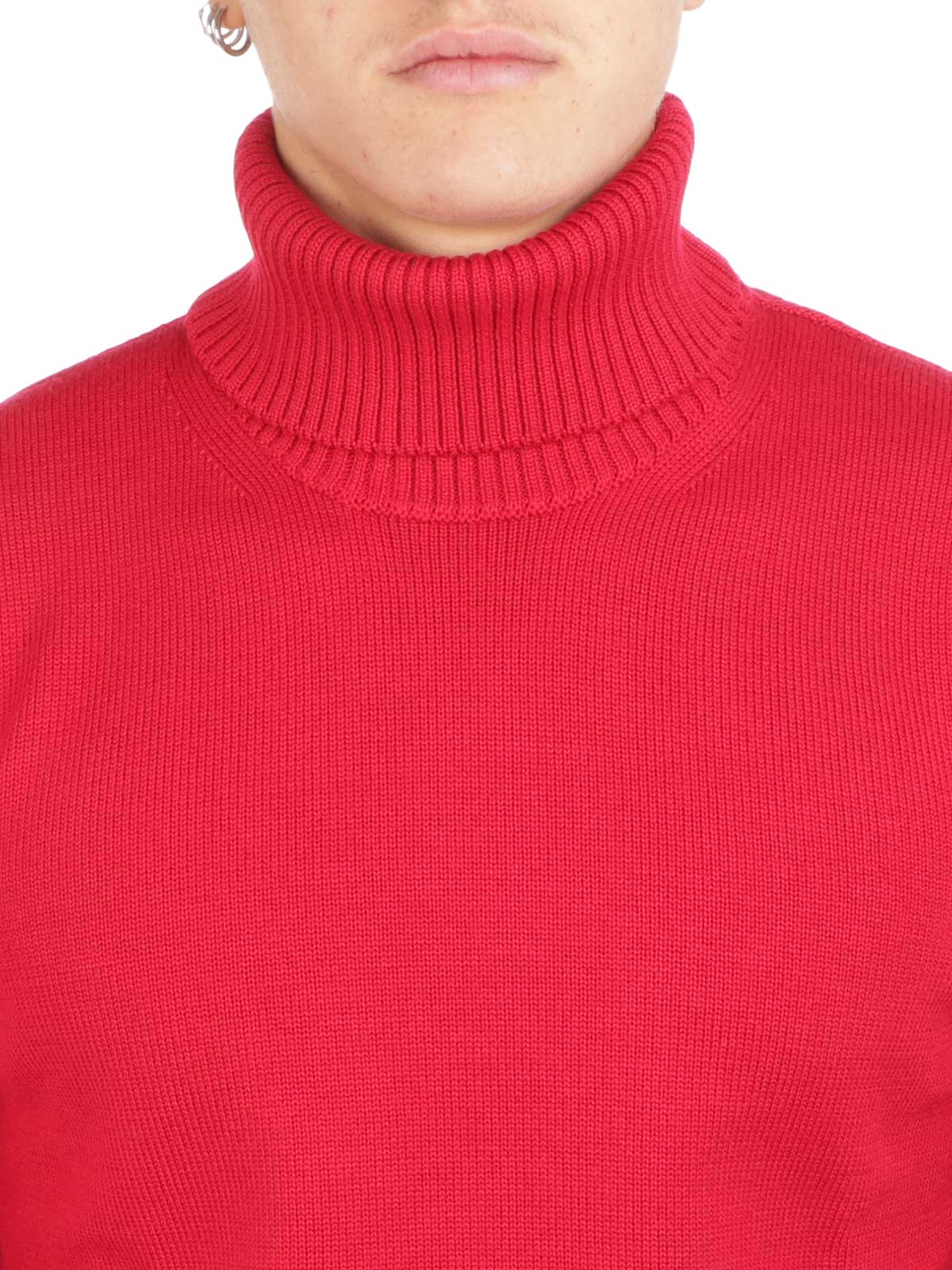 Picture of ALTEA | Men's Wool Turtleneck Sweater