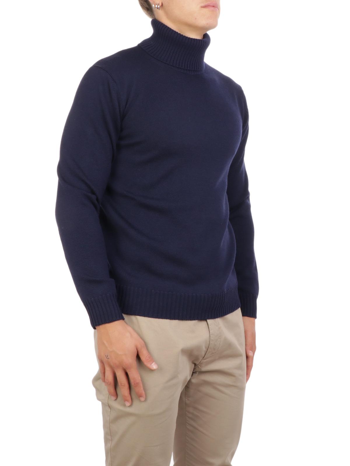 Picture of ALTEA | Men's Wool Turtleneck Sweater