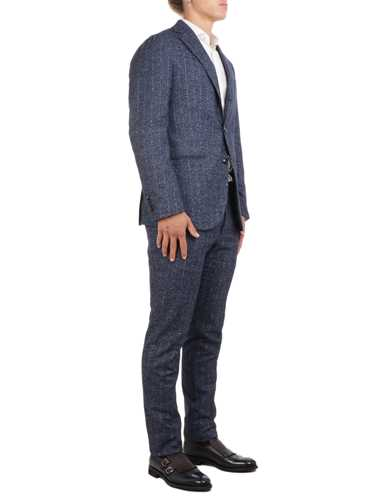 Picture of BARBA | Men's Jimmy Wool Suit