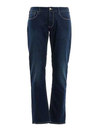 Picture of EMPORIO ARMANI | Men's 5 Pockets Stretch Jeans J06