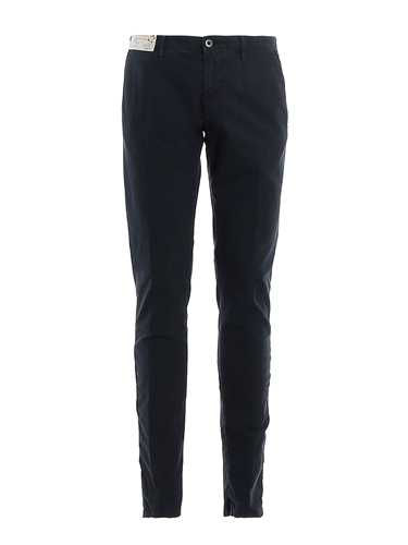 Picture of INCOTEX | Men's Jacquard Tight Trousers