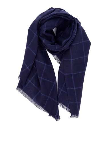 Picture of CORNELIANI | Men's Cashmere and Silk Scarf