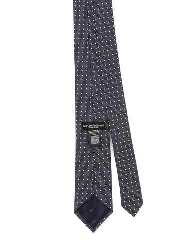 Immagine di EMPORIO ARMANI | Cravatta Uomo in Seta a Pois