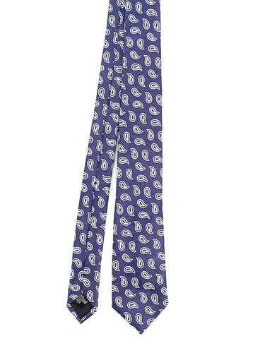 Immagine di EMPORIO ARMANI | Cravatta Uomo in Seta Paisley
