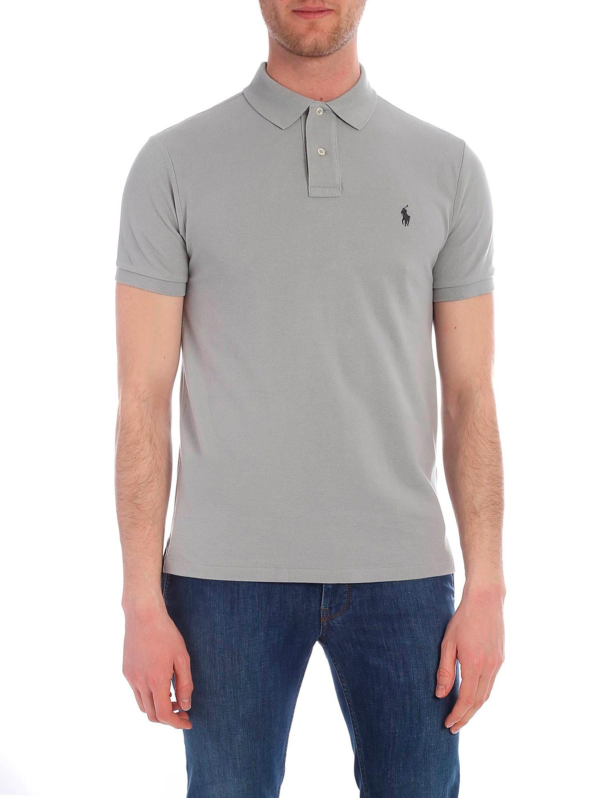 Ralph Slim Men's Fit Polo Lauren Shirt XN8P0kwOnZ