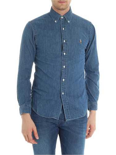 Picture of POLO RALPH LAUREN | Men's Jeans Shirt
