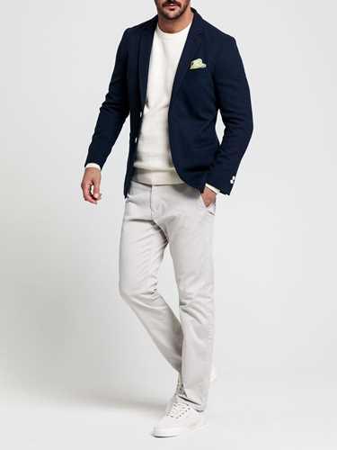 Picture of GANT | Men's Jersey Piqué Blazer
