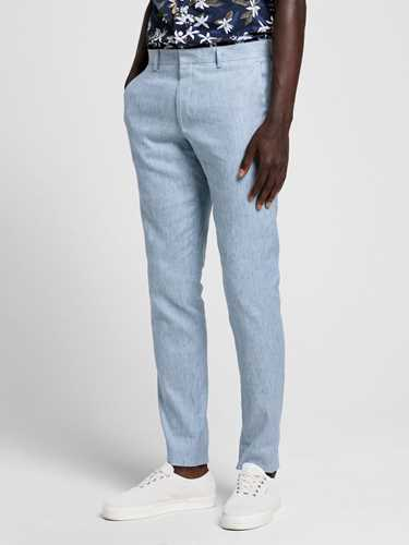 Immagine di GANT | Pantaloni Uomo in Lino Elasticizzato