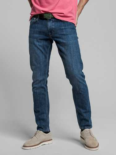 Picture of GANT | Men's Tech Prep Tapered Jeans
