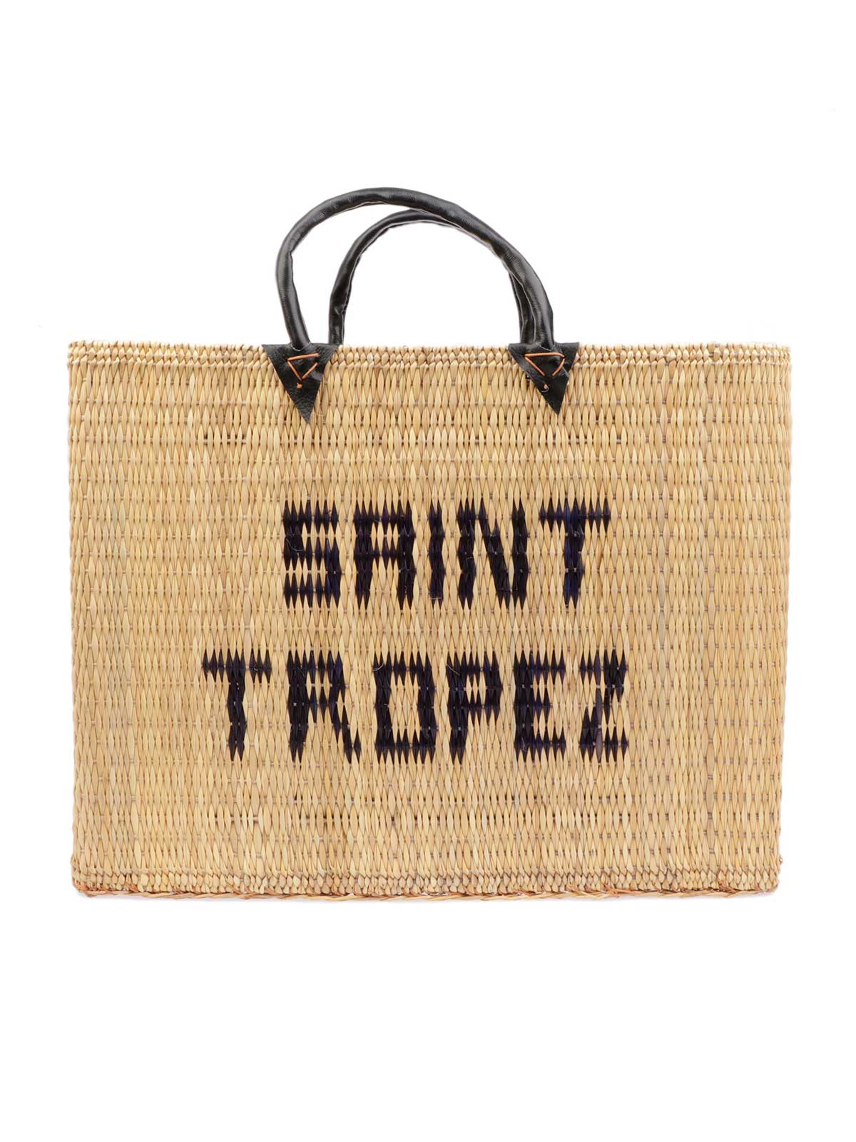 Picture of PINK MEMORIES | Women's Saint Tropez Straw Bag