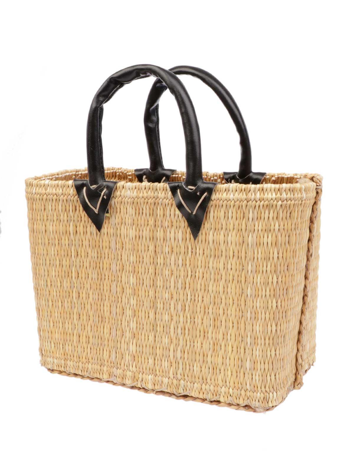 Picture of PINK MEMORIES   Women's Ibiza Mini Straw Bag
