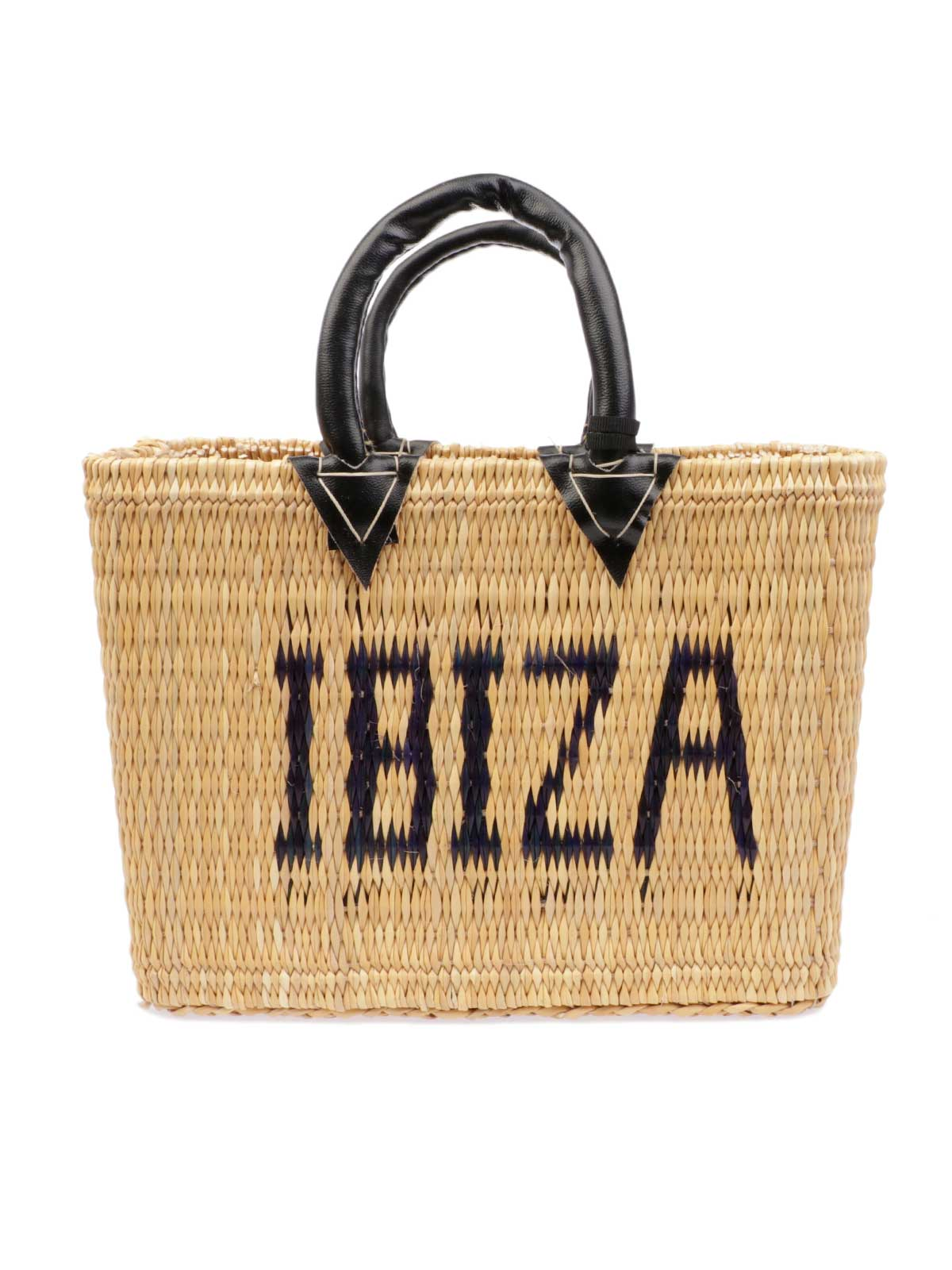 Picture of PINK MEMORIES | Women's Ibiza Mini Straw Bag