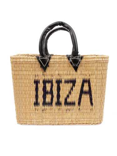 Immagine di PINK MEMORIES | Borsa in Paglia Ibiza Mini