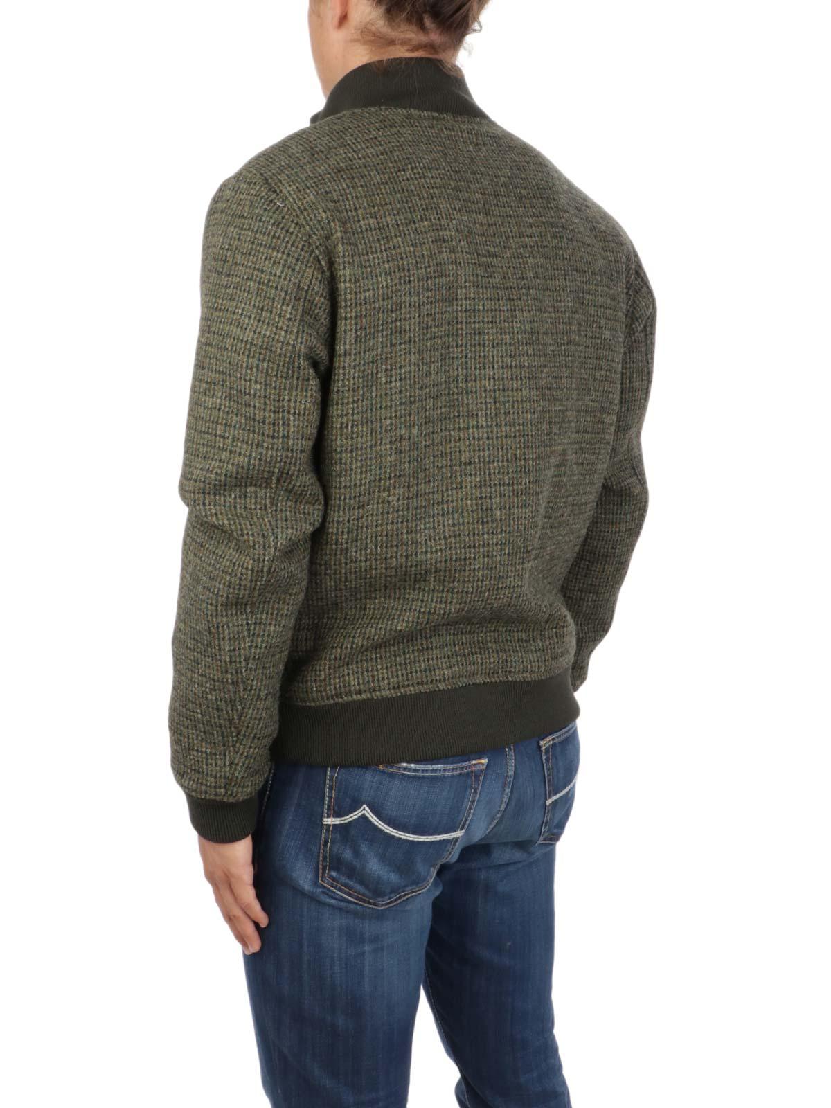 Picture of VALSTAR   Shetland Harris Tweed Valstarino Jacket