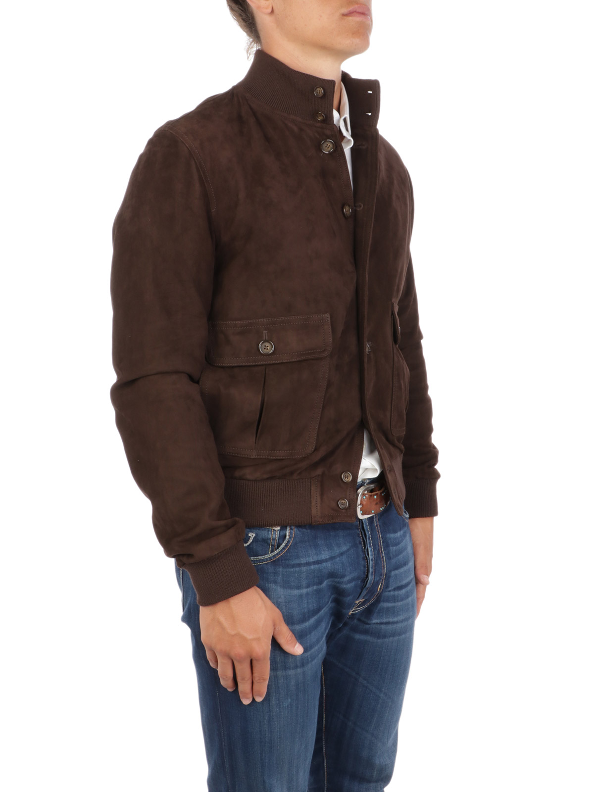 Picture of VALSTAR | Full Grain Valstarino Jacket