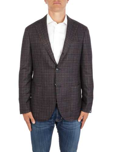 Picture of BARBA | Men's GJimmy Wool Blend Blazer