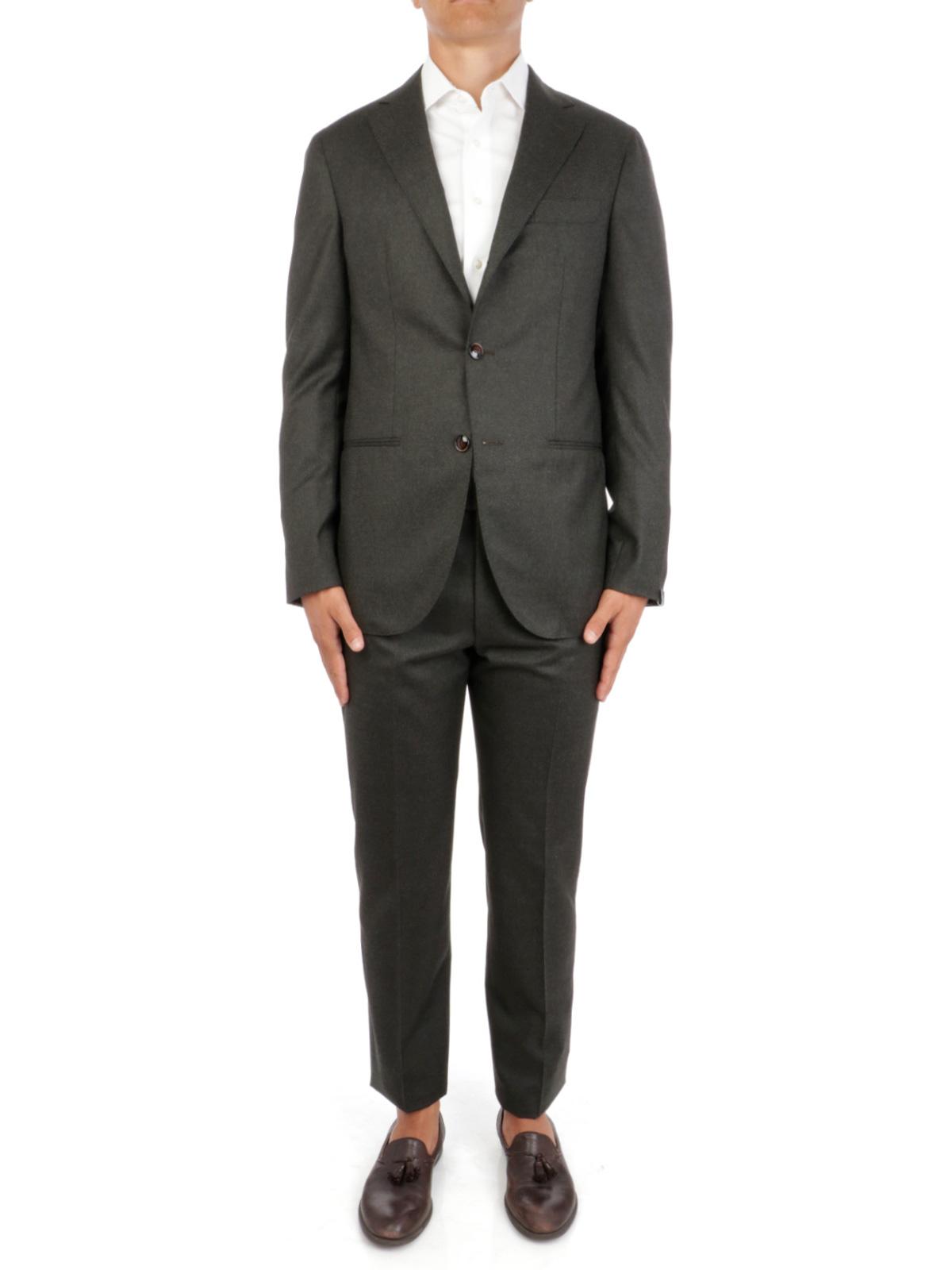 Picture of BARBA | Men's SJimmy Wool Suit