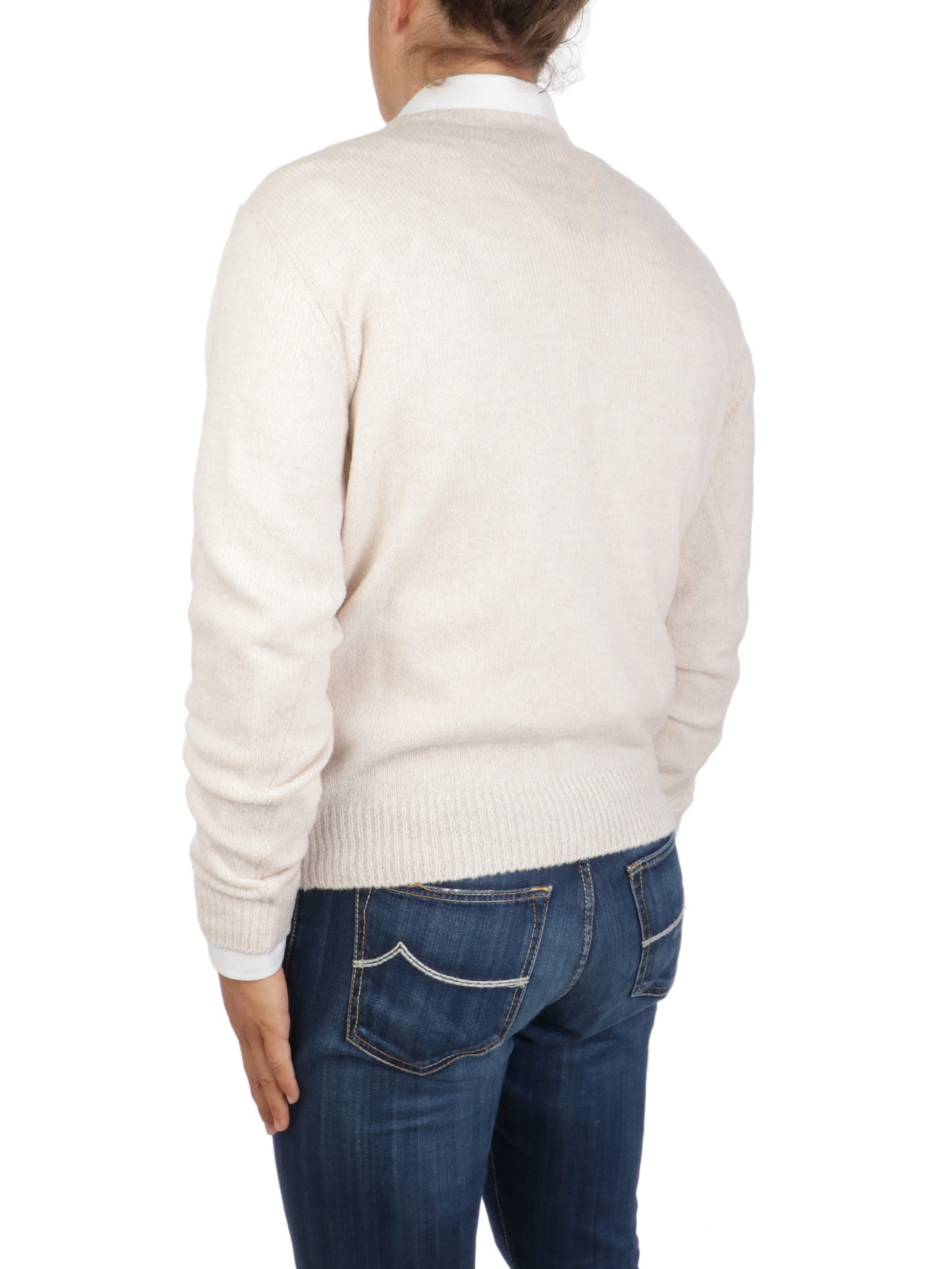 Picture of BROOKSFIELD | Men's Love Intarsia Sweater