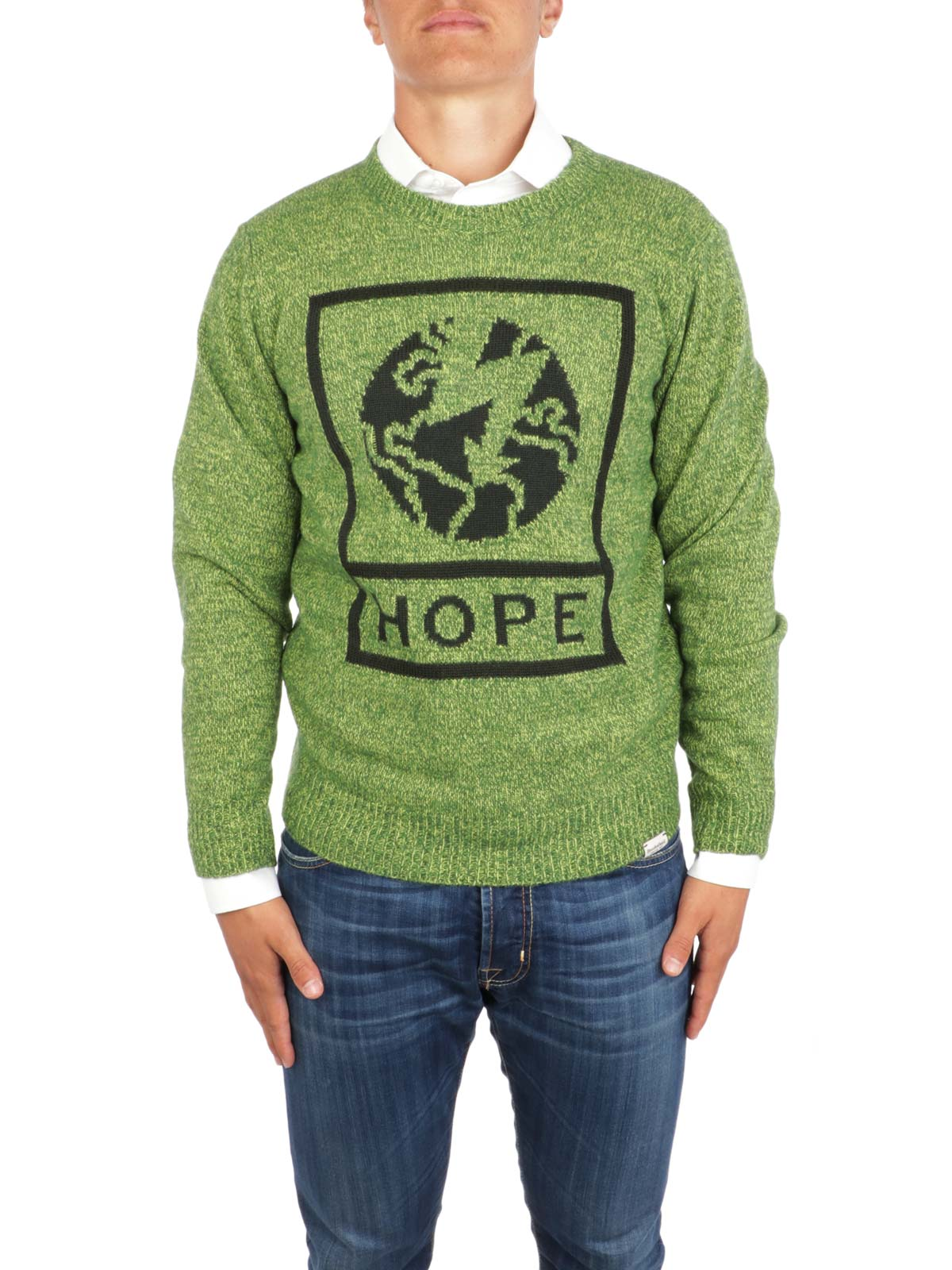 Picture of BROOKSFIELD | Men's Hope Intarsia Sweater