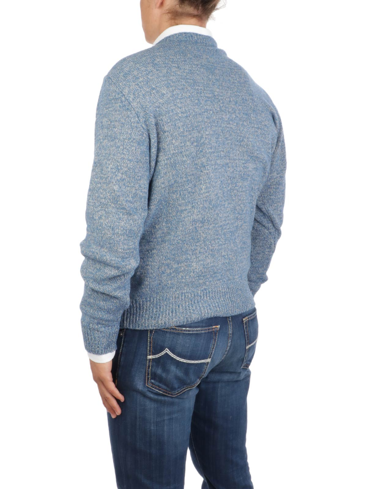 Picture of BROOKSFIELD | Men's Urban Forest Intarsia Sweater