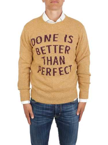 Picture of BROOKSFIELD | Men's Done is Better Intarsia Sweater