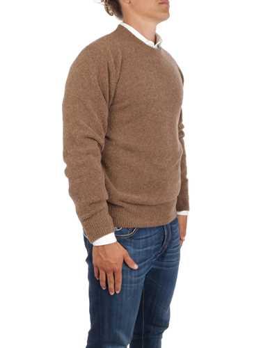 Picture of BROOKSFIELD | Men's Supergeelong Wool Crewneck