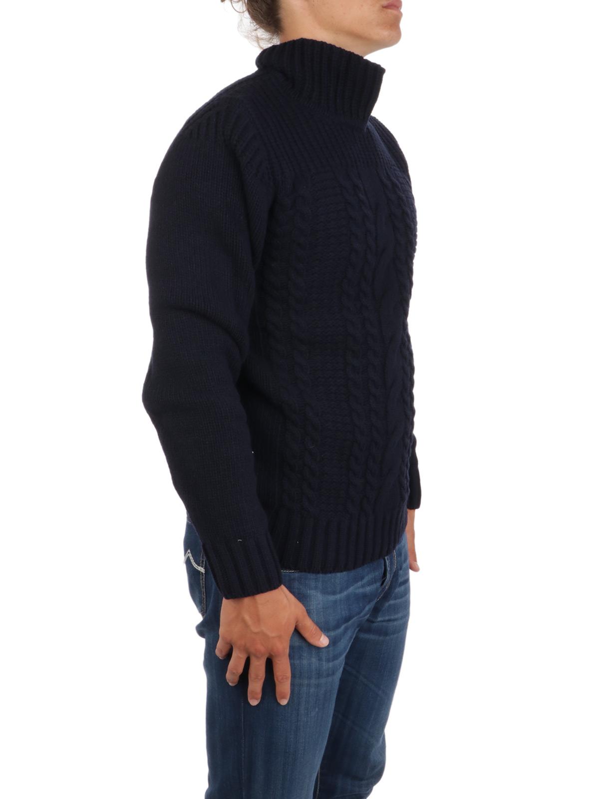 Immagine di Brooksfield | Jersey Hight Collar Sweater