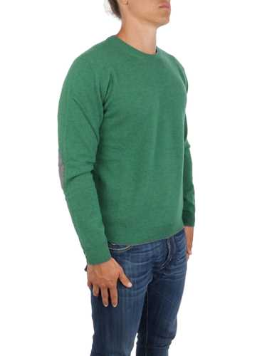 Picture of ALTEA | Men's Wool Sweater with Patches