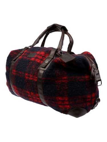 Picture of THE JACK LEATHERS | Men's Wool Duffle Bag