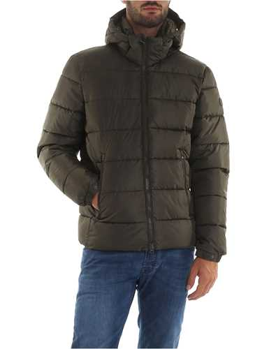 Picture of SAVE THE DUCK | Men's Quilted Down Jacket D3556M