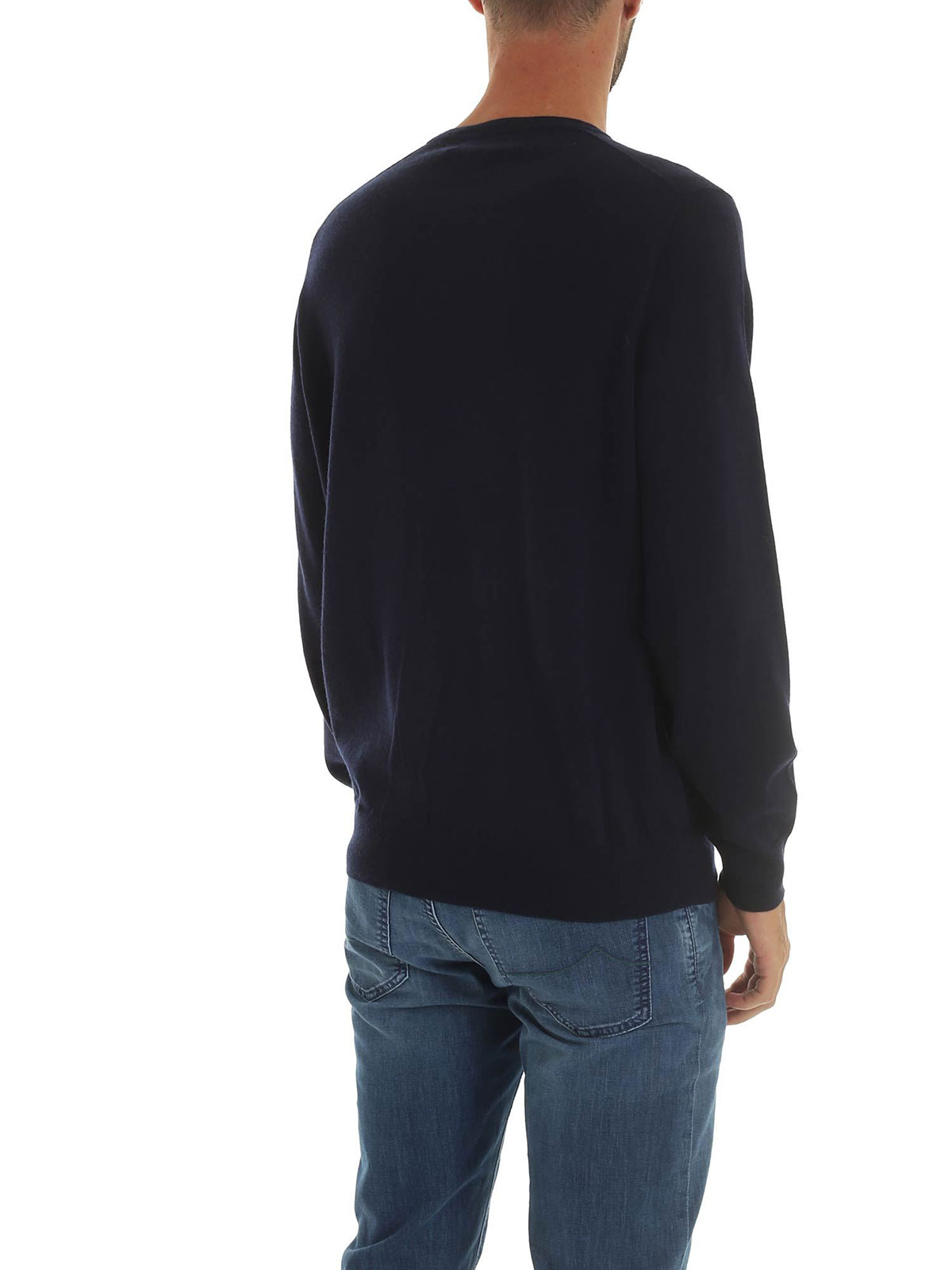 Picture of POLO RALPH LAUREN | Men's Crewneck Wool Pullover