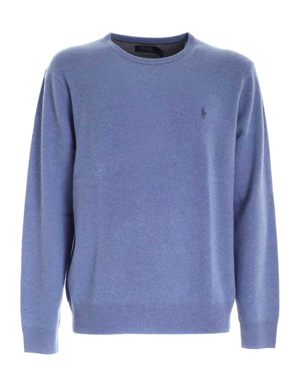 Picture of POLO RALPH LAUREN | Men's Merino Wool Pullover