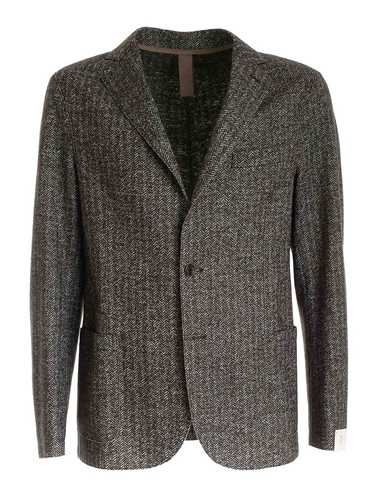 Picture of ELEVENTY | Men's Herringbone Wool Blazer