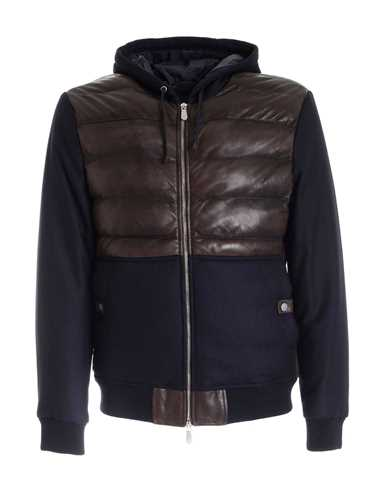 Picture of ELEVENTY | Men's Hooded Padded Jacket