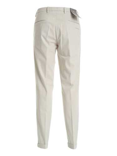 Picture of BRIGLIA 1949 | Men's Cotton and Modal Slim Trousers
