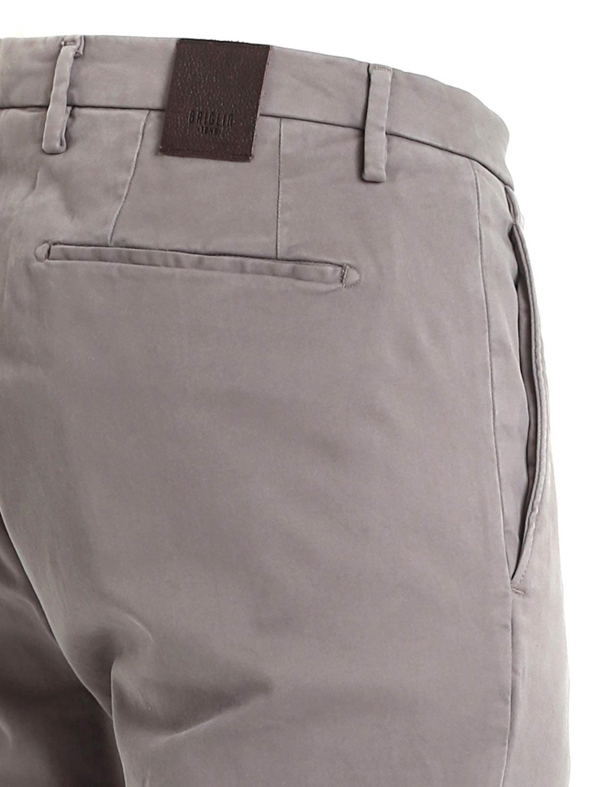 Picture of BRIGLIA 1949 | Men's Satin America Pocket Trousers