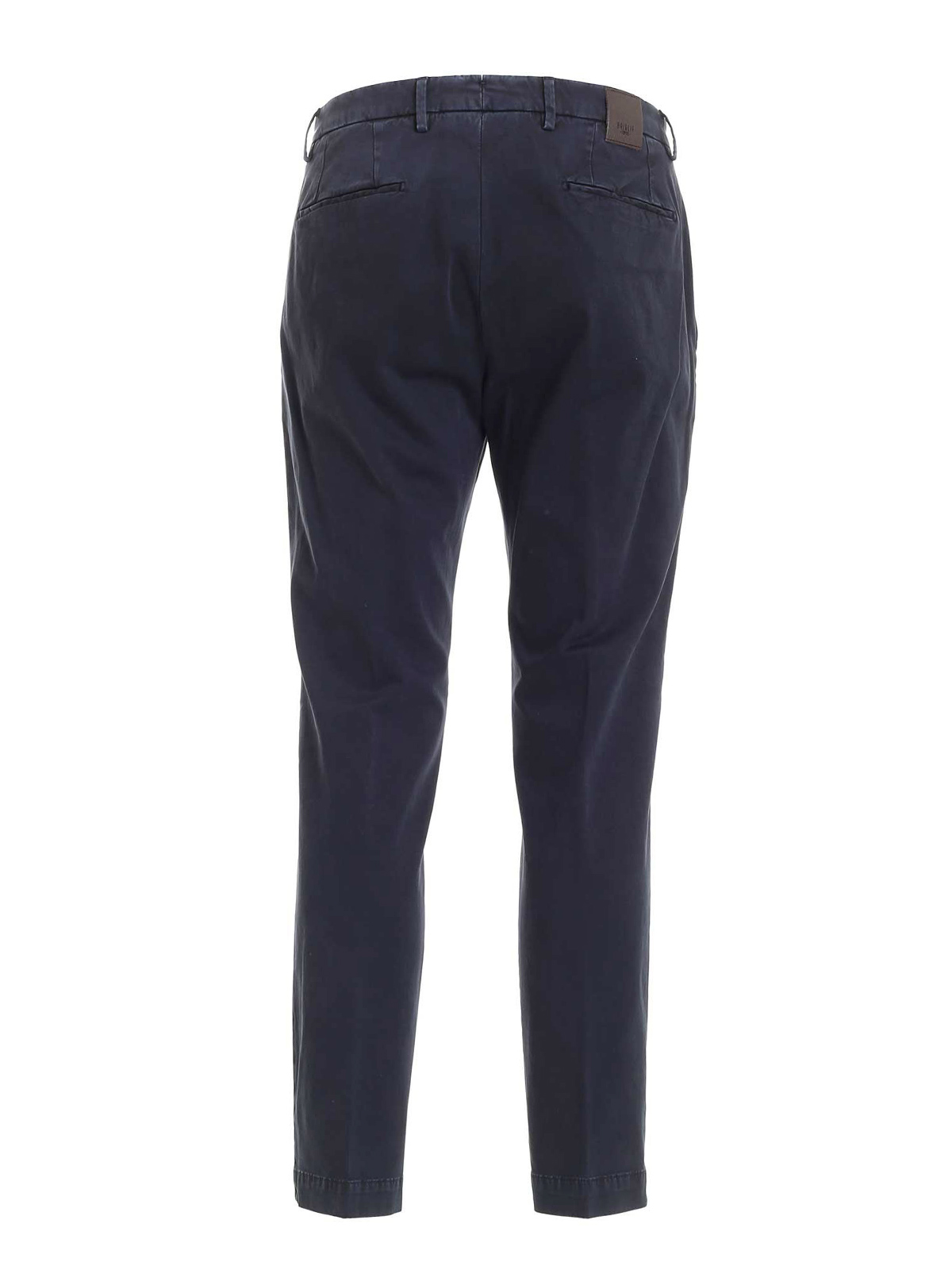 Immagine di BRIGLIA 1949 | Pantalone Uomo in Cotone Slim Fit