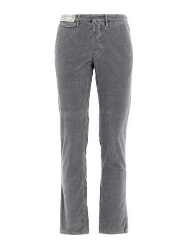 Picture of INCOTEX | Slacks Corduroy Trousers
