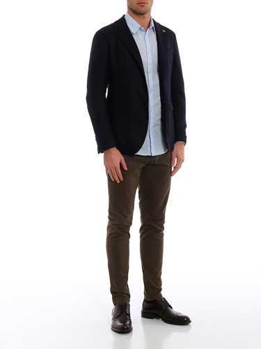 Picture of TAGLIATORE | Men's Wool Blazer