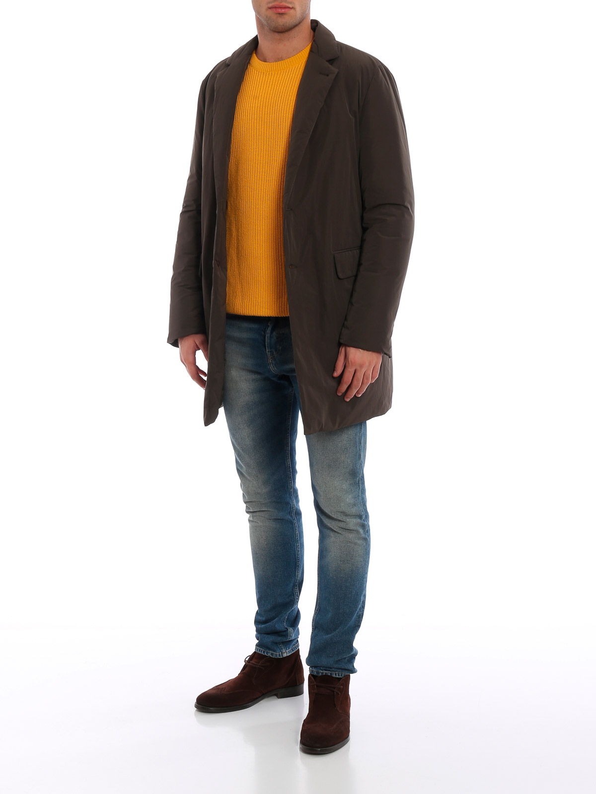 Picture of ASPESI | Men's Millenium Man Coat