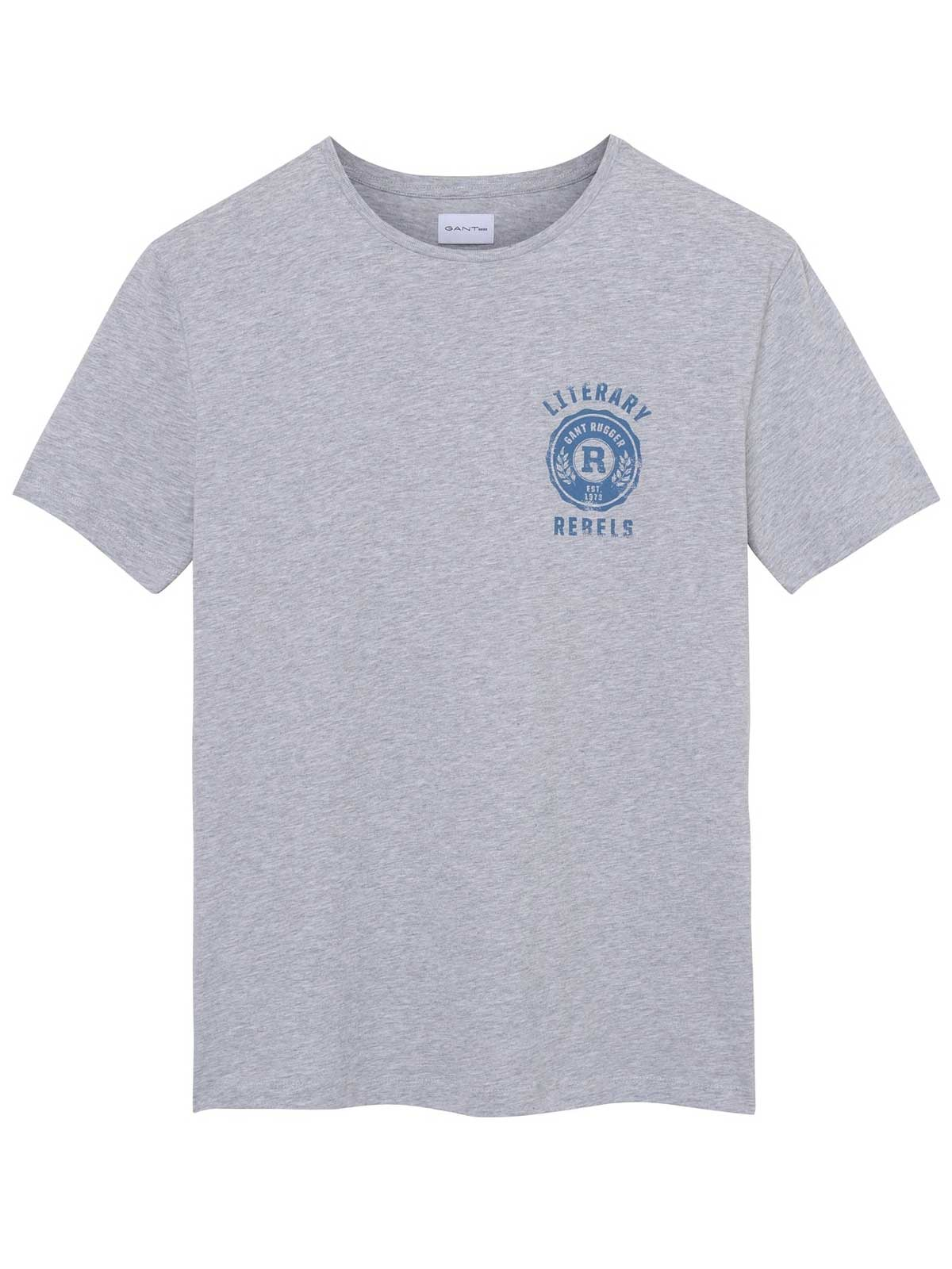 Picture of GANT | Men's Literary Rebels Tee