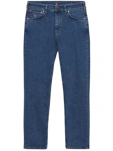 Picture of GANT | Men's Regular Straight Jeans