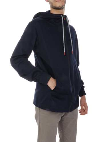 Picture of KITON | Men's Cotton Hooded Sweatshirt