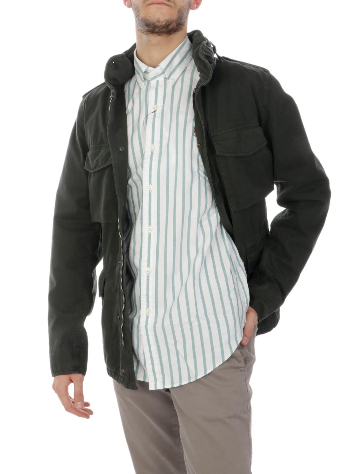 Picture of ASPESI | Men's Unlined Mini Field Jacket